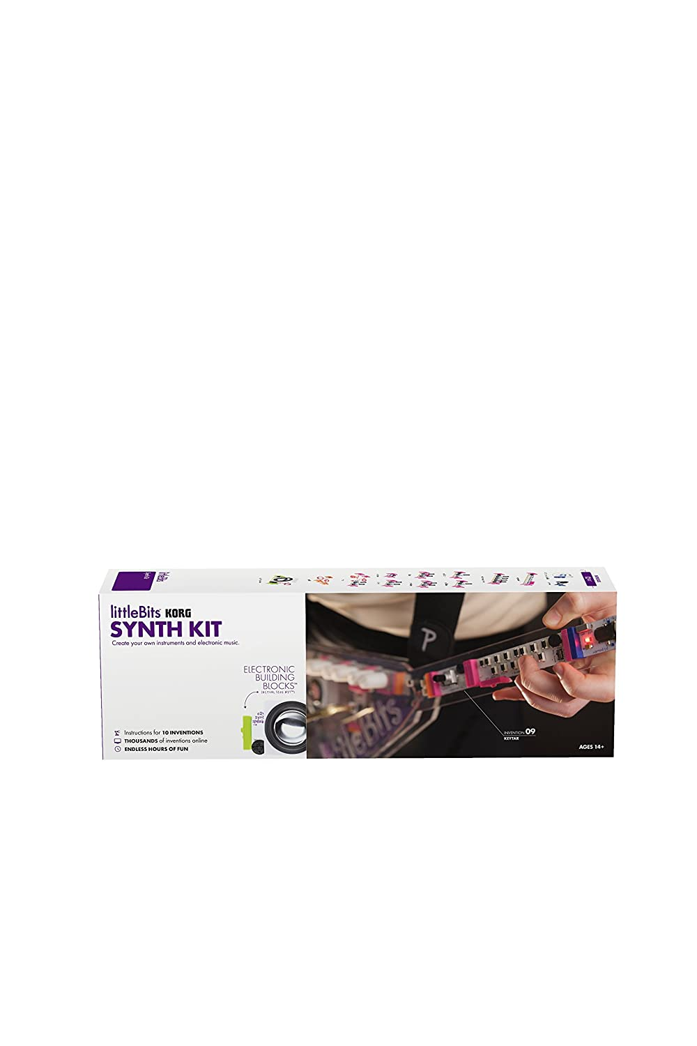 Littlebits Synth Kit Toys Games Electronics Learning Circuits Hall Of