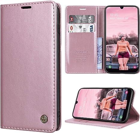 Custodia cellulare wallet per SMARTPHONE ASTUCCIO CUSTODIA PROTETTIVA SAMSUNG GALAXY a40