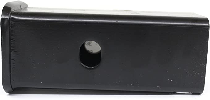 SILVERADO SIERRA 2500 3500 TRAILER HITCH SLEEVE 2.5 TO 2 INCH ADAPTER # 15923277
