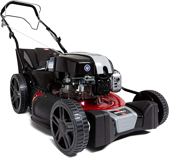 Sprint Self-Propelled Petrol Lawn Mower - The Most Powerful Engine