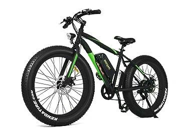 Addmotor MOTAN M-550 Bicicletas eléctricas de neumáticos gruesos para la nieve de la playa