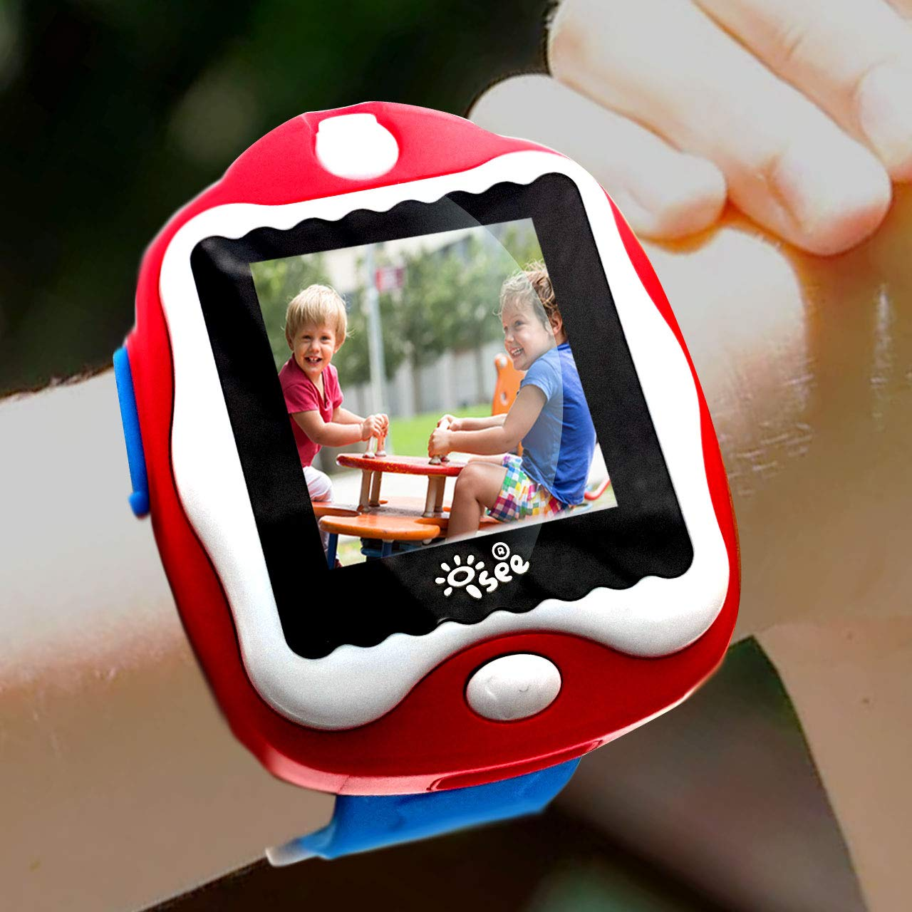 Amazon.com: Durable Smart Watch for Kids, Gadgets Games for ...