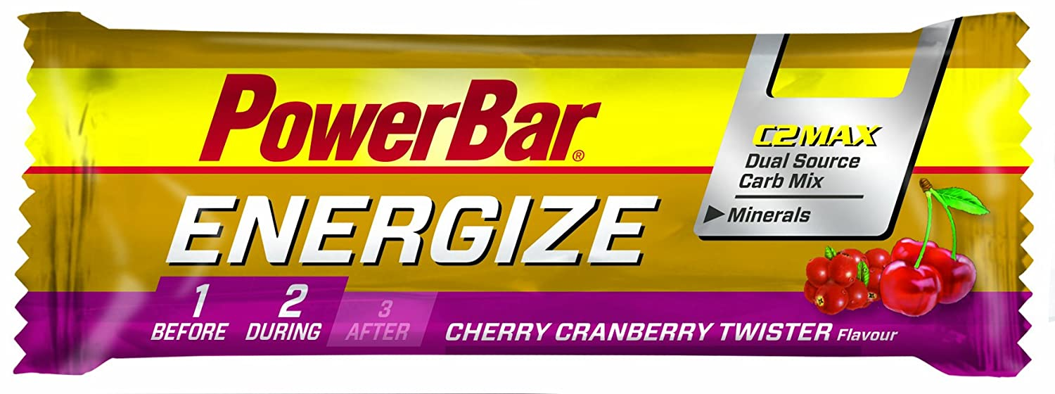 Amazon.com: BRAND NEW PowerBar Energize Bar Box (25): Health & Personal Care