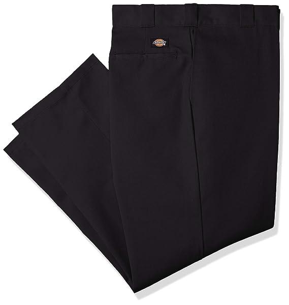 DICKIES PANTS 874 MEN WORK PANT ORIGINAL FIT black CLASSIC WORK UNIFORM TROUSERS