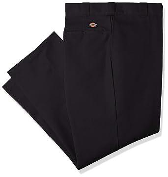 e7ea8addad5 Amazon.com  Dickies Men s Slim Straight-Fit Work Pant  Clothing
