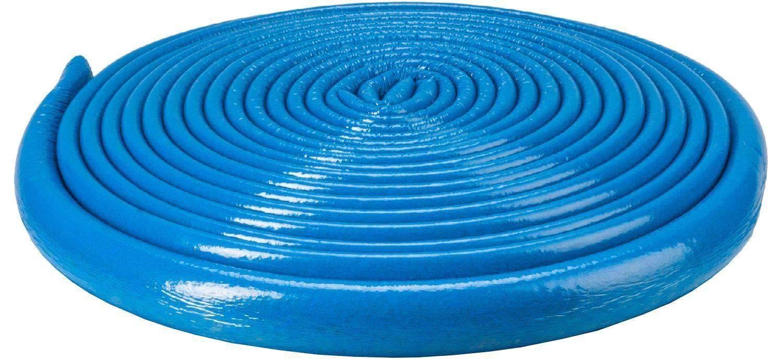 10m Long Bleu 22mm Tuyau Mousse Isolation Enveloppe Retardé e 6mm D'é paisseur Folimpex