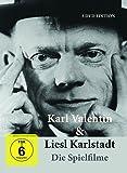 Karl Valentin & Liesl Karlstadt - Die Spielfilme - 3 DVD Edition