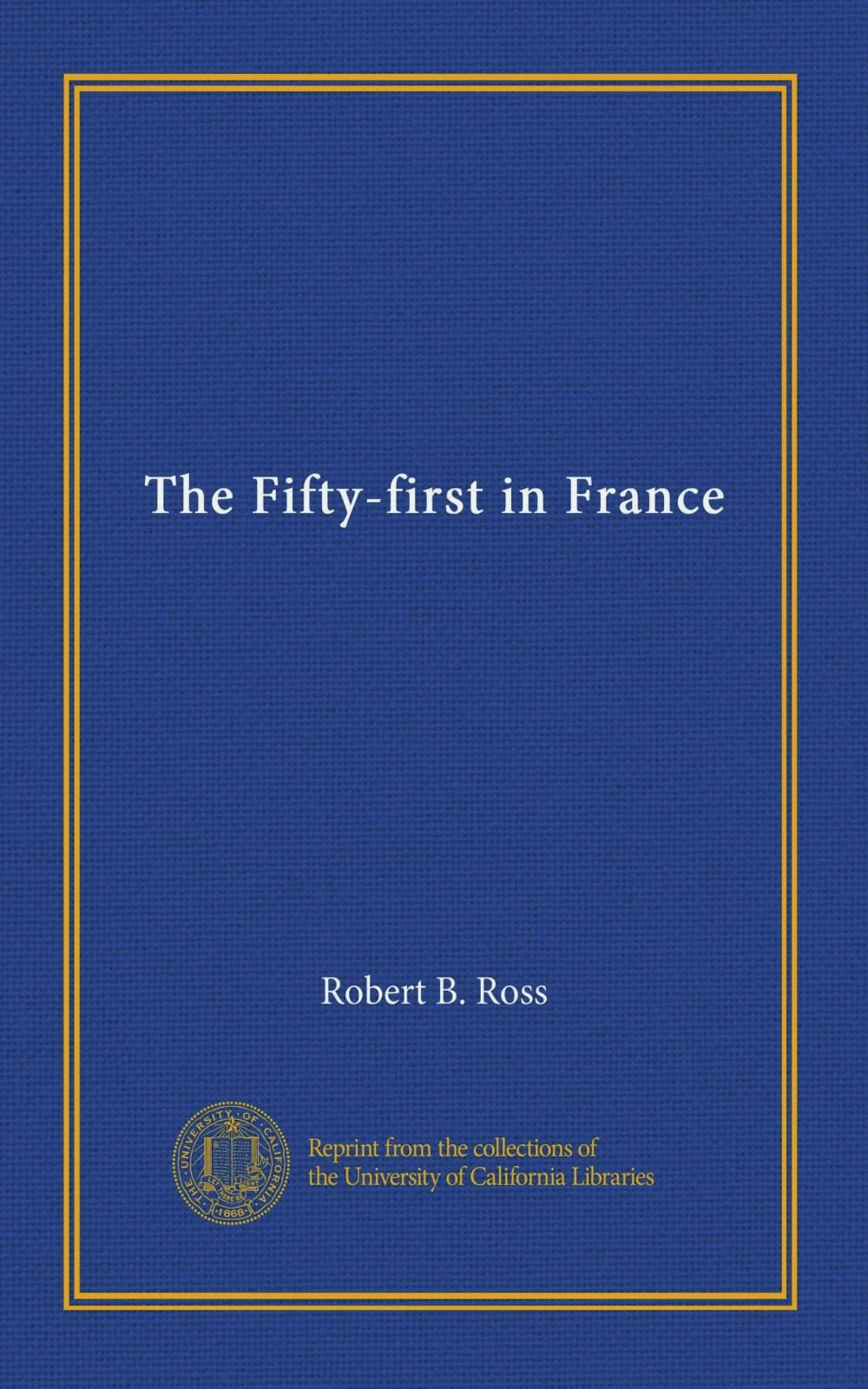The Fifty-first in France PDF