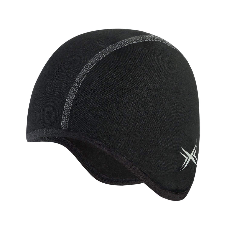 Baleaf Thermal Skull Cap Helmet Liner Black: Amazon.es: Electrónica