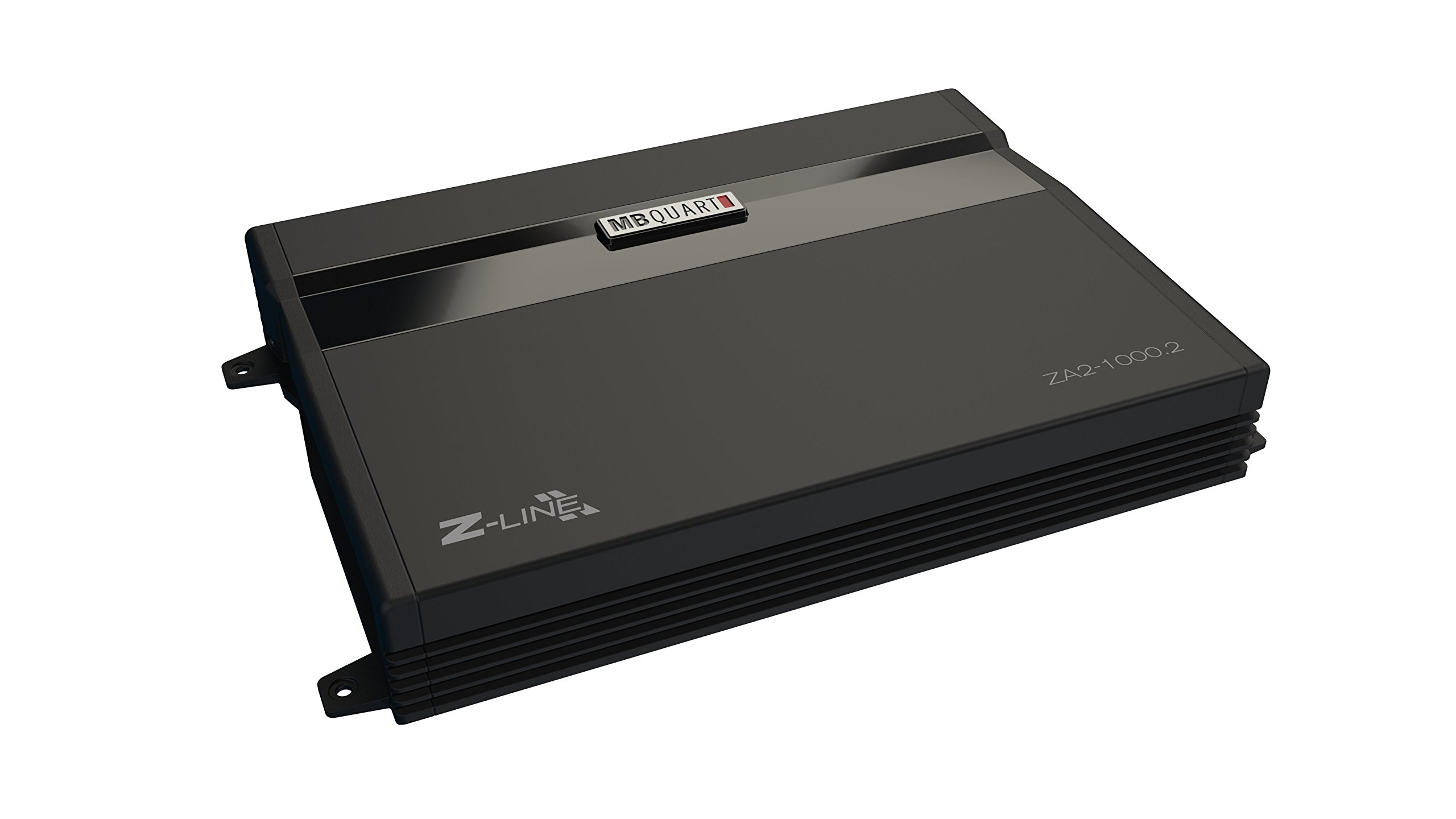 MB Quart 1000 Watt 2 Channel Class SQ Class A/B Car Audio Amplifier ZA2-1000.2