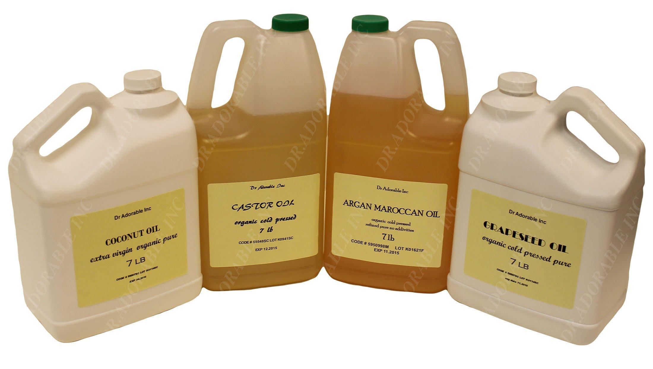 Soybean/ Soy Bean Shortening 100% Pure Organic 128 Oz / 7 Lb / One Gallon