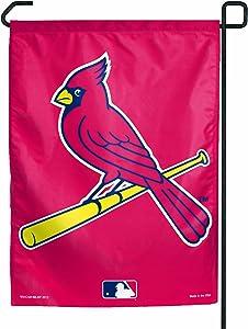 MLB St. Louis Cardinals Garden Flag