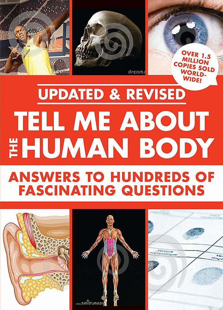 Buy Tell Me About The Human Body Book Online at Low Prices in India