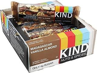 product image for Kind Bar Madagascar Van C Size 12ct Kind Bar Madagascar Vanilla Caddy 12ct