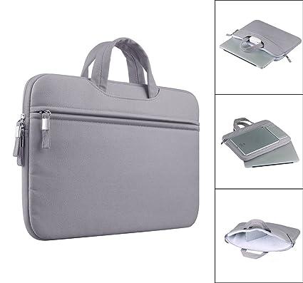 Anitech® Funda PC portátil/funda/caja mango bolsa, MacBook Laptop Sleeve para