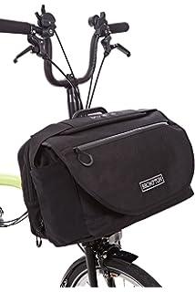 Brompton S Bag con marco tapa de lluvia 2016 – 2017 modelo negro