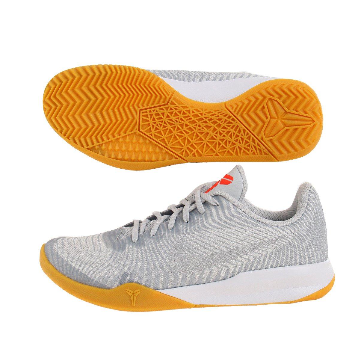 Nike Herren KB Mentality Ii Basketballschuhe, Large  44 EU|Wei? (Wei? (Wei?/Wolf Grey-pure Platinum))