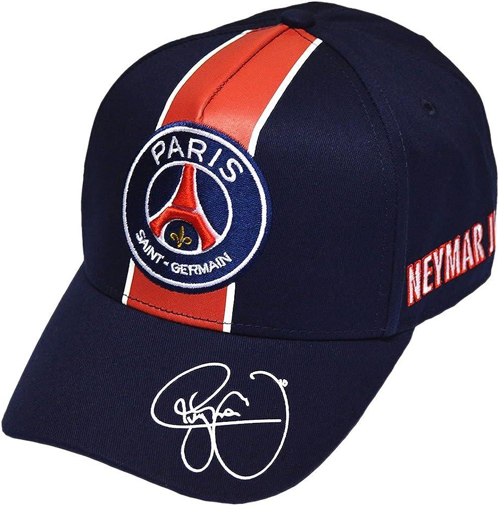 PSG Paris Saint-Germain - Gorra de béisbol - para Hombre Azul Azul ...