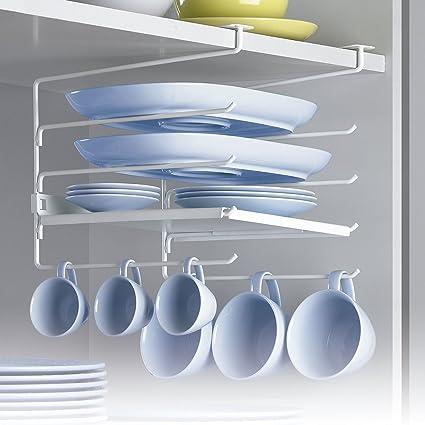 Rayen 6074 - Colgador con estantes para armarios de Cocina 7ee48e7e4ead
