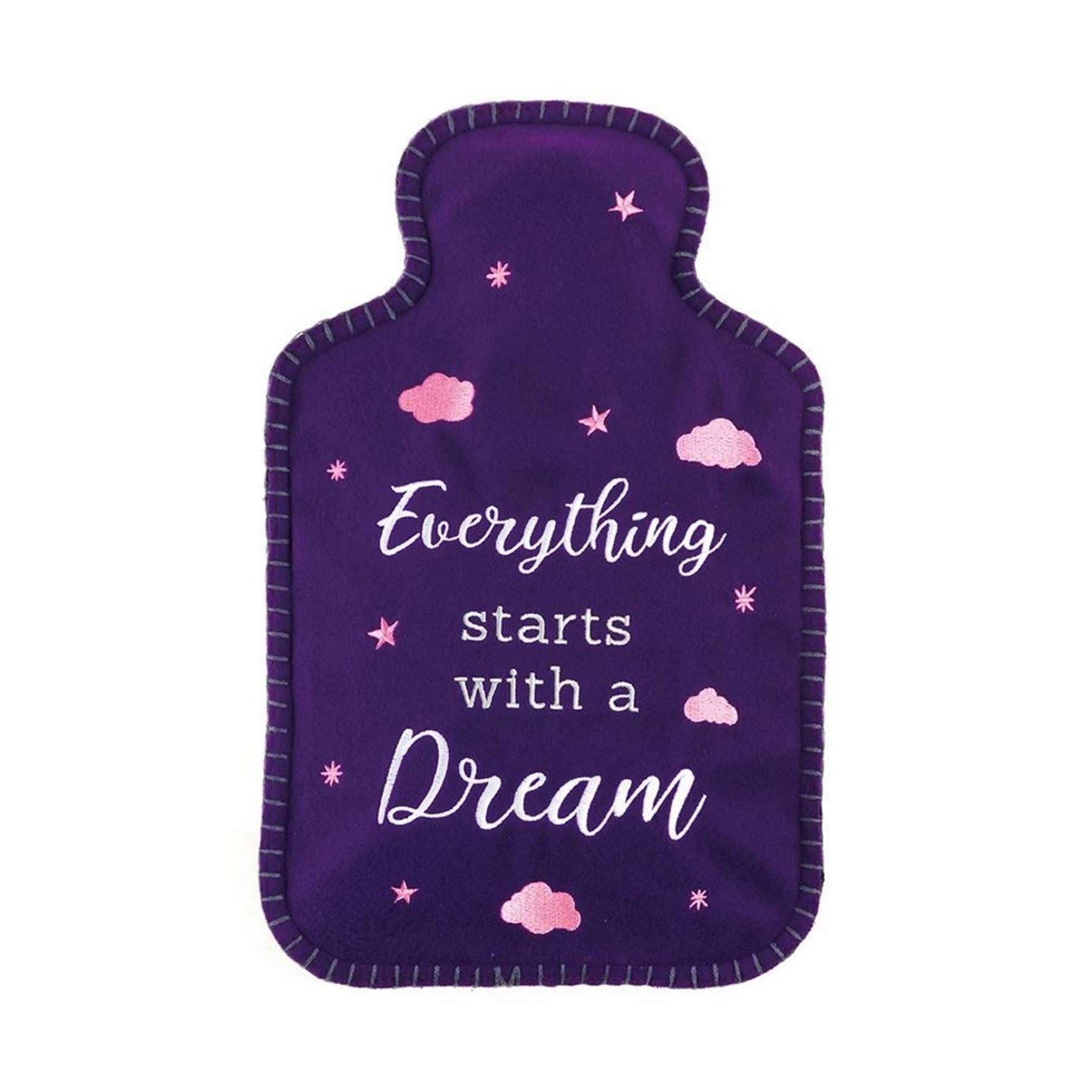 Aroma Home Relaxing Sleep Hot Water Bottle - Everything Starts with A Dream by Aroma Home