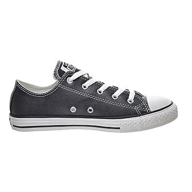 537d2ae8e458 Converse Chuck Taylor All Star Ox Big Kids Little Kids Shoes Black White  609057c