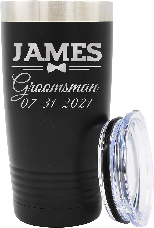 Engraved Tumbler 30ozRN Groomsmen Gift Personalized Tumbler Stainless Steel Tumbler Corporate Gift 30oz Tumbler Wedding Gifts