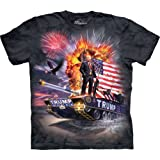Amazon Price History for:The Mountain Men's the Epic Trump Adult T-Shirt