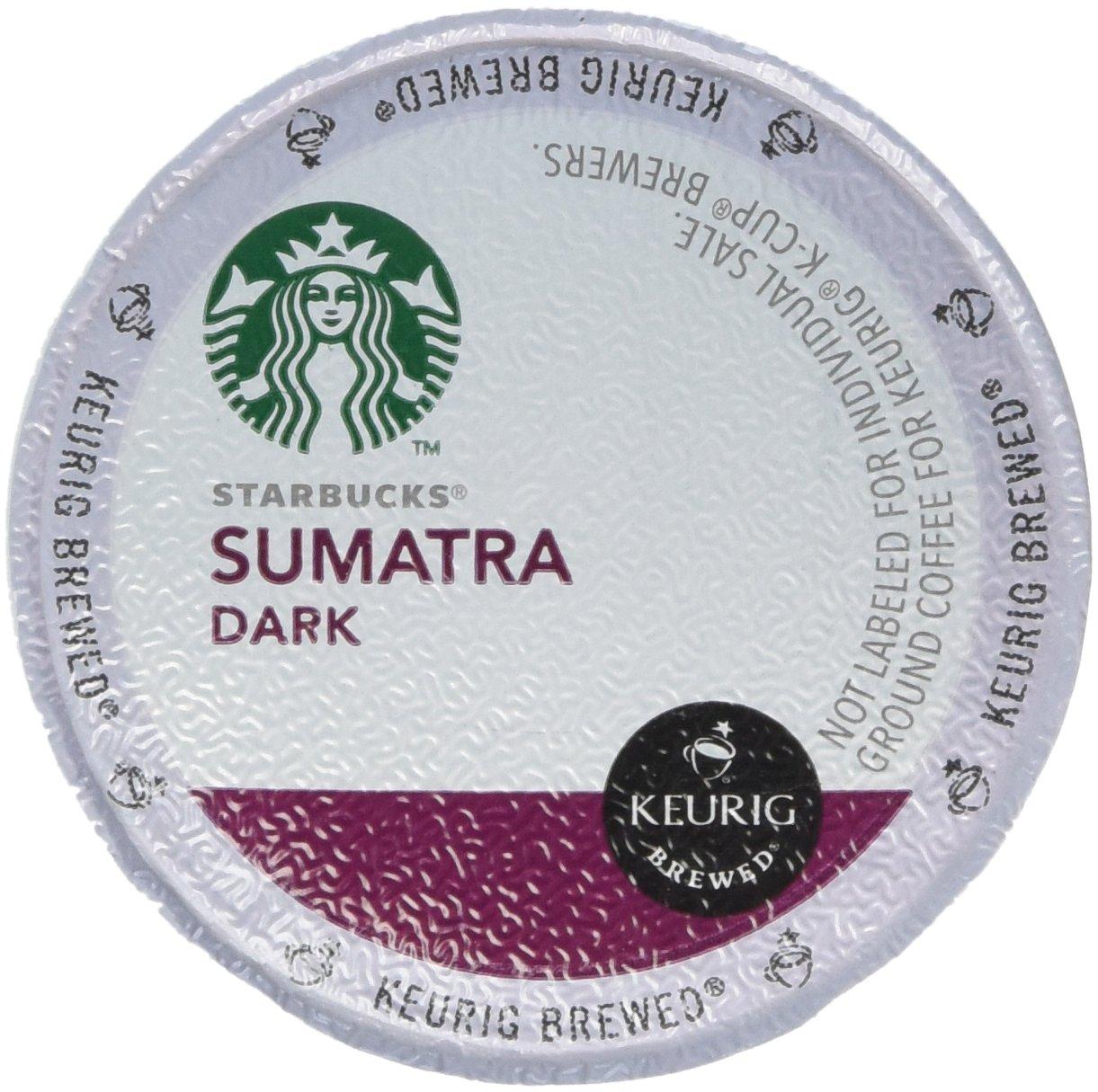 Starbucks® Sumatra K-Cup® Packs, 32-count