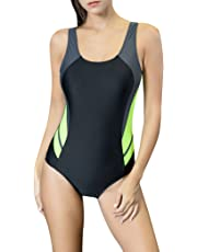 Women's One-Piece Swimwear | Amazon.com