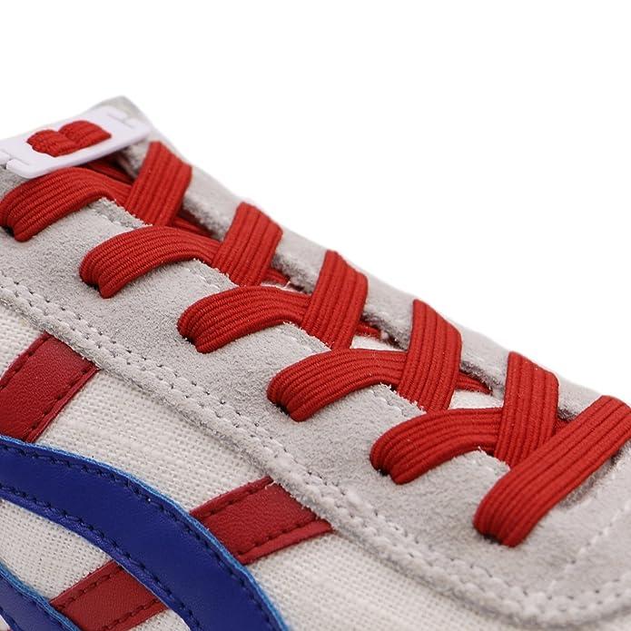 INMAKER Cordones de zapatos adultos unisex morado morado M66N0W