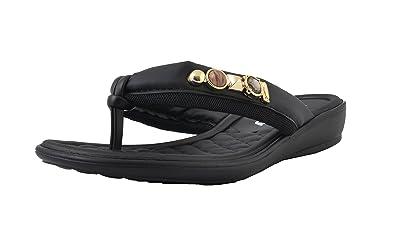 Women's Classic Low Heel Flip-Flop
