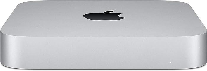 New Apple Mac Mini with Apple M1 Chip (8GB RAM, 256GB SSD Storage) - Latest Model