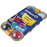 Pelikan 723122 Acquarelli Baby 8 Col Made In Germany.