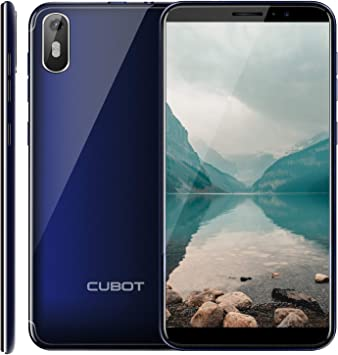 J5 CUBOT Smartphone Libre 2019 Android 9.0 Teléfono móvil 3G sin ...