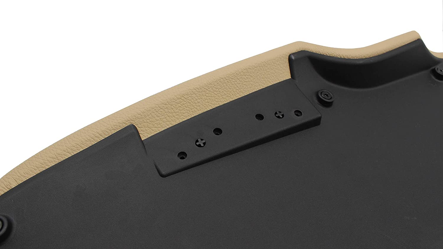 JL-BRAND Soft Leather Console Lid Armrest for 2005-2013 Corvette Replace for GM17802450 red
