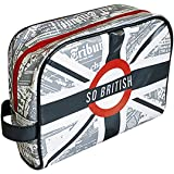 Trousse de voyage - Trousse de toilette - PVC Brillant - SO BRITISH