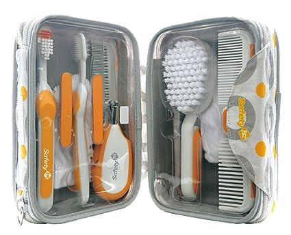 Safety 1st 38533760 - Juego de accesorios para el cuidado del bebé con  estuche (8 2ce496b5004