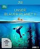 """UNSER BLAUER PLANET II - Die komplette ungeschnittene Serie zur ARD-Reihe """"Der blaue Planet"""" [Blu-ray]"""