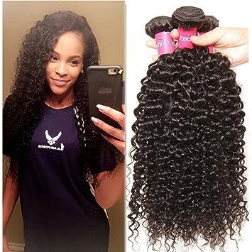 Amazon sunber hair brazilian virgin hair weaves brazilian sunber hair brazilian virgin hair weaves brazilian curly virgin hair 3 bundle 100 human pmusecretfo Choice Image