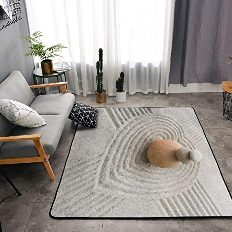 Amazon.com : YOUNG H0ME Memory Foam Kitchen Rug for Living ...