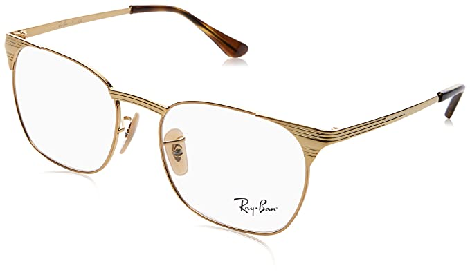 58b7960f8b Image Unavailable. Image not available for. Colour  Ray-Ban Women s 0RX  6386 2500 53 Optical ...