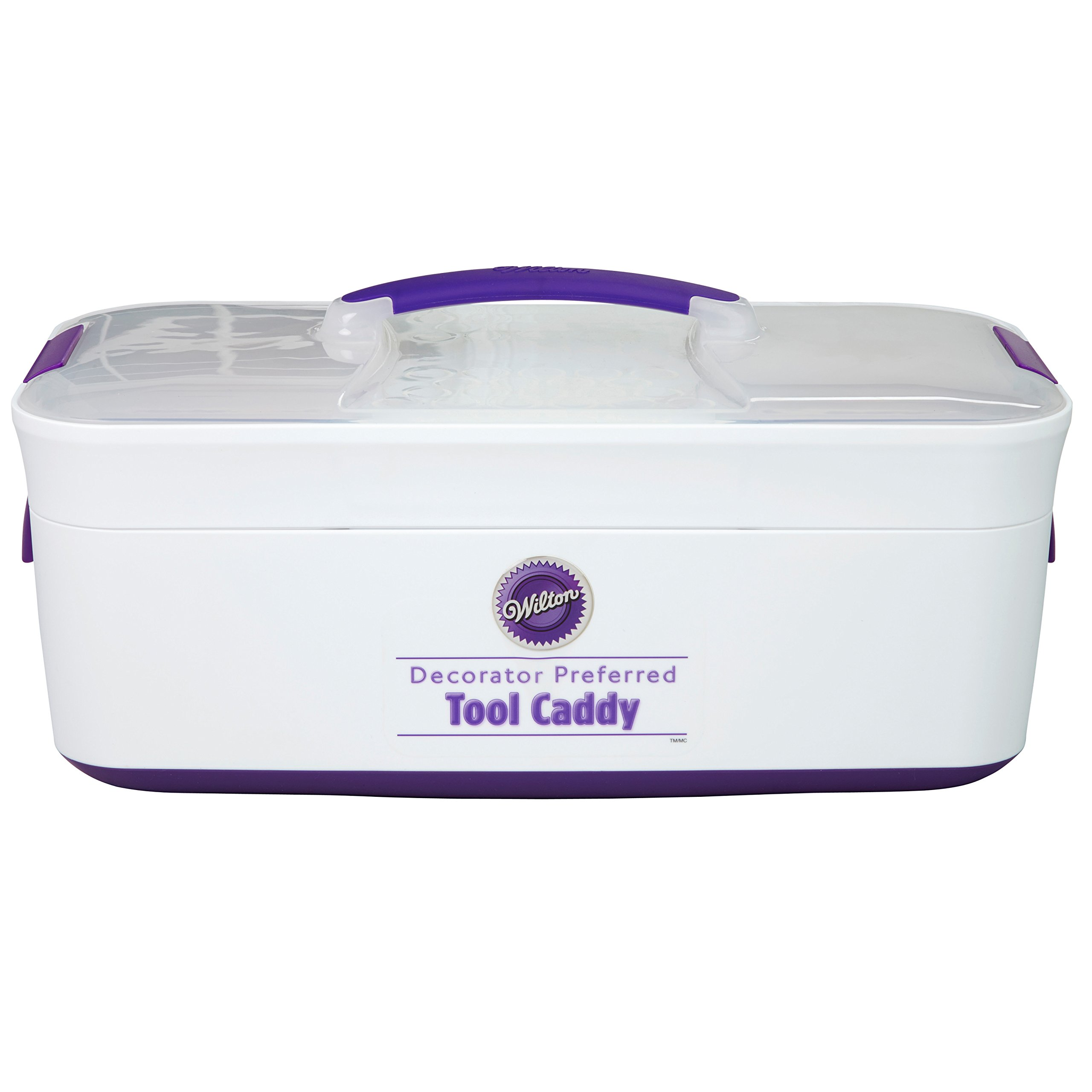 Wilton Decorator Preferred Cake Decorating Tool Caddy