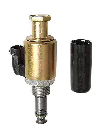 BLACKHORSE-RACING Powerstroke IPR Valve Injector Pressure Regulator for Ford 7.3L V8 Diesel Turbocharged