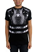 Famous Stars and Straps - - Chien de sublimation hommes mangent Chien T-shirt