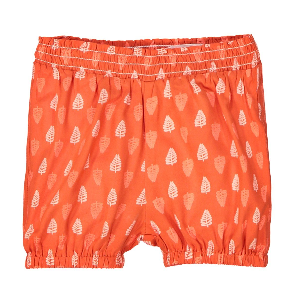 1 Month-3 Years Orange Size 3 Years La Redoute Collections Big Girls Printed Bloomer Shorts 37 in.