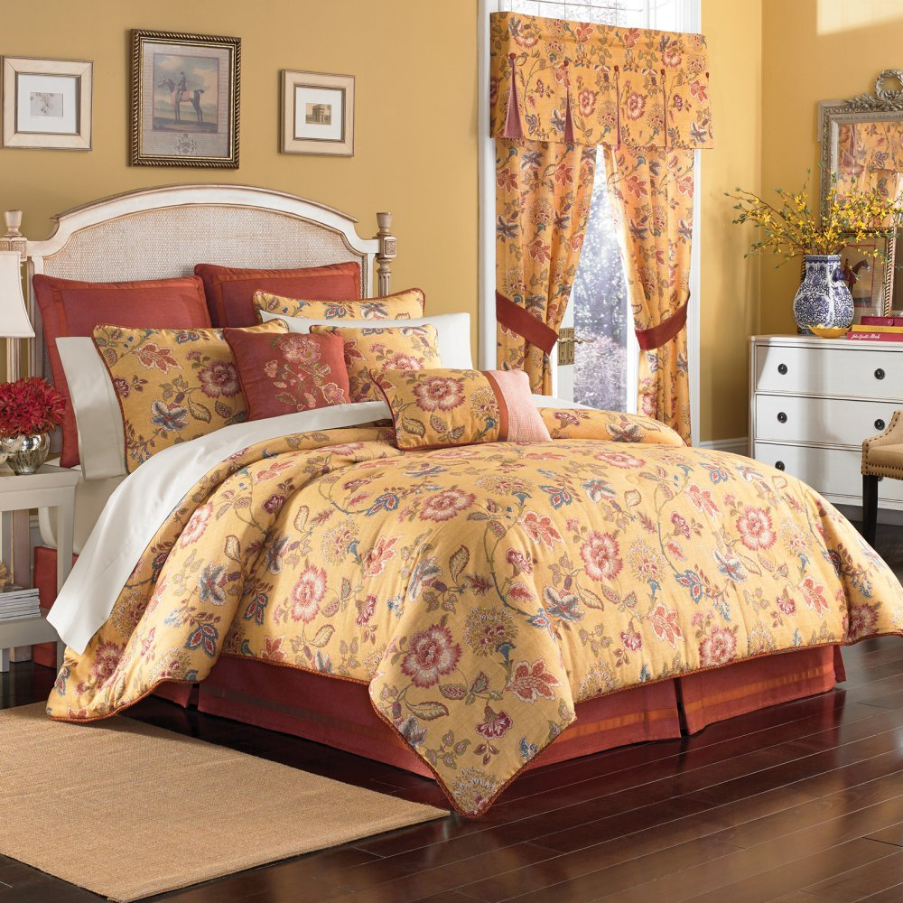 sets your bed for marcella king comforter set ebay bedroom mesmerizing fashions croscill design bedding