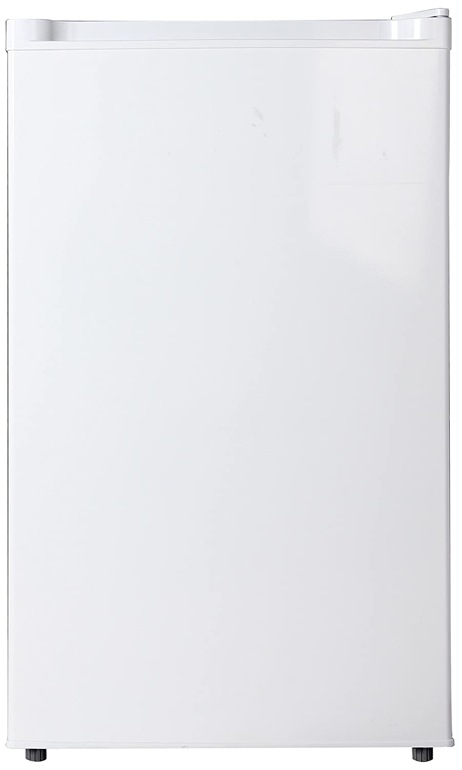 Midea WHS-160RW1 Compact Single Reversible Door Refrigerator and Freezer 4.4 Cubic Feet White