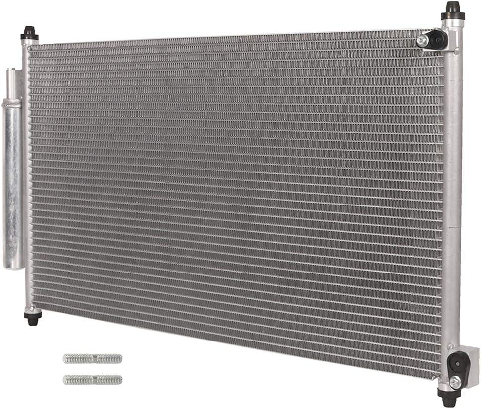 Strutstore New Condenser Compatible for 2012 2013 2014 2015 for Honda Civic
