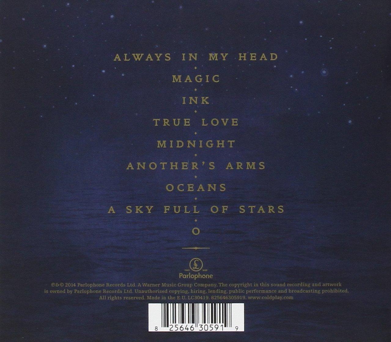 Ghost Stories: Coldplay: Amazon.es: Música