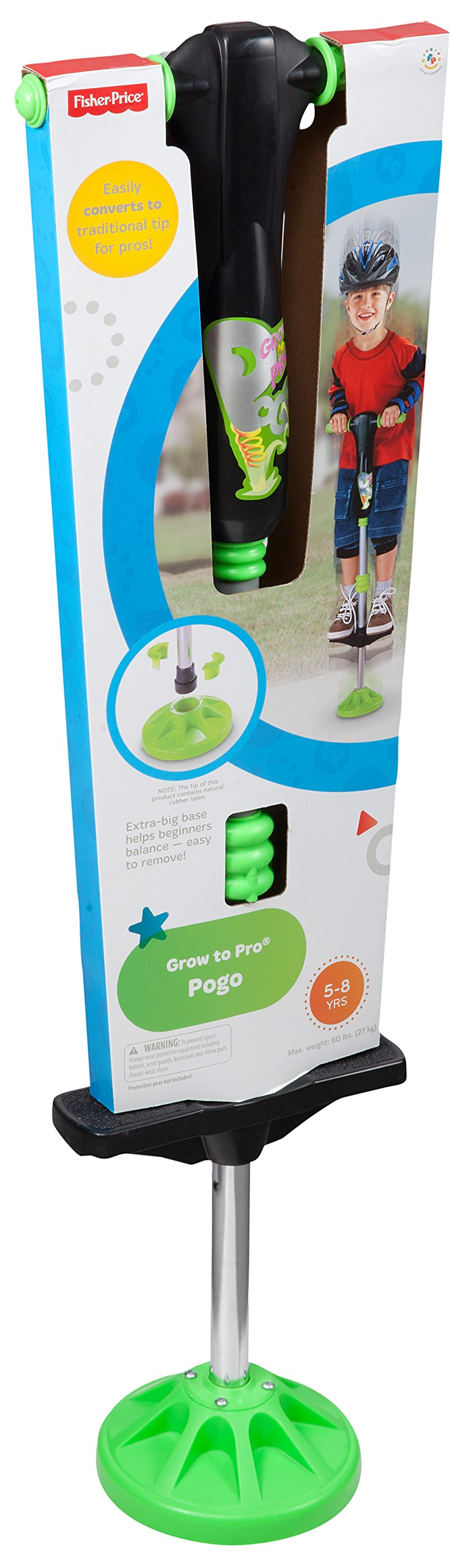 Fisher-Price Grow-to-Pro Pogo by Fisher-Price